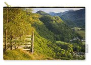 Borrowdale Valley - Lake District Carry-all Pouch