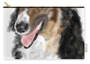 Borzoi Handsome Carry-all Pouch
