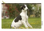 Borzoi Puppy Carry-all Pouch