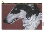 Borzoi Carry-all Pouch