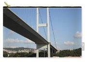 Bosphorus Bridge Istanbul Carry-all Pouch
