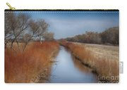 Bosque Del Apache Wetlands- New Mexico Carry-all Pouch