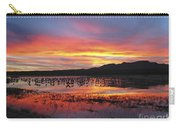 Bosque Sunset I Carry-all Pouch