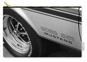 Boss 351 Mustang Carry-all Pouch