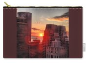 Boston At Dawn Carry-all Pouch