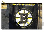 Boston Bruins Flag Carry-all Pouch