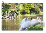Boston Common Swan Lake Carry-all Pouch