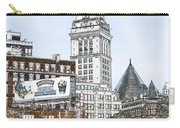 Boston Custom House Tower Carry-all Pouch