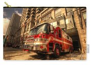 Boston Fire Truck  Carry-all Pouch