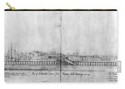Boston Harbor, 1778 Carry-all Pouch