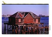 Boston Harbor Pier Dwelling Carry-all Pouch