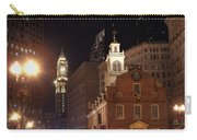 Boston History Carry-all Pouch