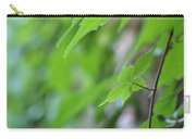 Boston Ivy Bokeh Carry-all Pouch