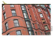 Boston Ma Building Facade Carry-all Pouch