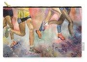 Boston Marathon Strength Carry-all Pouch