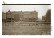 Boston Museum Of Fine Art On Copley Square Massachusetts Circa 1900 Carry-all Pouch