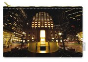 Boston - Night At Post Office Square Carry-all Pouch