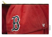 Boston Red Sox Baseball Cap Carry-all Pouch