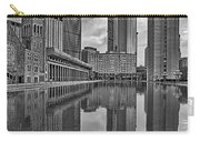 Boston Reflections Bw Carry-all Pouch