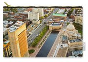 Boston Rooftops Carry-all Pouch