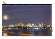 Boston Skyline From Memorial Drive Carry-all Pouch