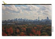 Boston Skyline View From Mt Auburn Cemetery Carry-all Pouch