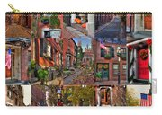 Boston Tourism Collage Carry-all Pouch