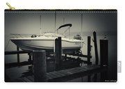 Boston Whaler In The Fog Carry-all Pouch