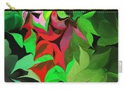 Botanical Fantasy 071613 Carry-all Pouch