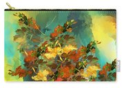 Botanical Fantasy 090914 Carry-all Pouch