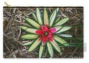 Botanical Flower Carry-all Pouch