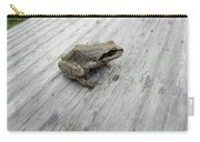 Botanical Gardens Tree Frog Carry-all Pouch