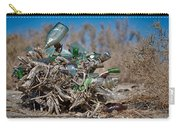 Bottle Bush Carry-all Pouch