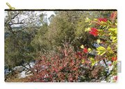 Bottlebrush In Sierra Nevada Foothills In Winter In Park Sierra-ca Carry-all Pouch