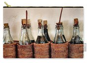 Bottles In Baskets Carry-all Pouch
