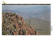 Bottom Of The Sierra Ancha Forest Carry-all Pouch