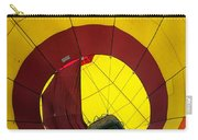 Bottoms Up Hot Air Balloon Carry-all Pouch