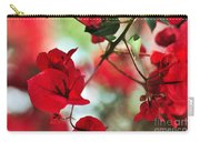 Bougainvillea Beauty Carry-all Pouch