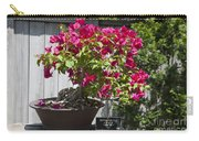 Bougainvillea Bonsai Tree Carry-all Pouch