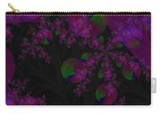Bougainvillea  Carry-all Pouch