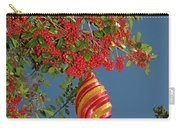 Boughs Of Holly Carry-all Pouch