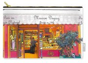 Boulangerie Patisserie In Paris Carry-all Pouch