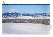 Boulder Colorado Carry-all Pouch