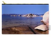 Boulders At The Coast, Lake Tahoe Carry-all Pouch