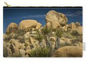 Boulders In The Joshua Tree National Park Carry-all Pouch