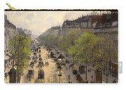 Boulevard Montmarte Carry-all Pouch