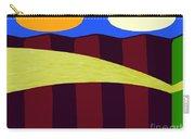 Bouncy Sunshine Carry-all Pouch by Patrick J Murphy