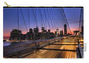 Bound For Greatness Carry-all Pouch by Evelina Kremsdorf