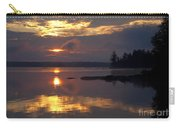 Boundary Waters Sunrise Carry-all Pouch