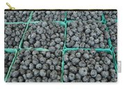 Bounty Of Blueberries Carry-all Pouch